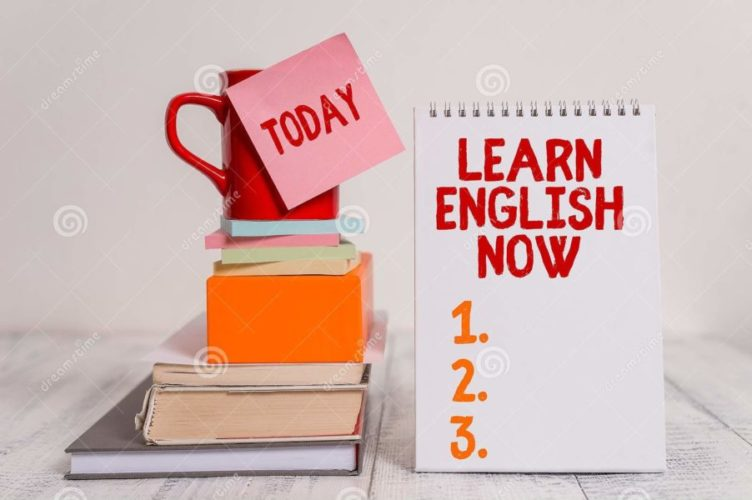 Image Learn English now